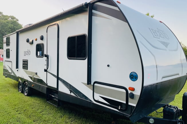 2020 Forest River Surveyor available for rent in Royse City TX