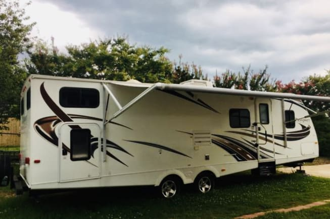 2013 Keystone Passport available for rent in Rutherfordton NC