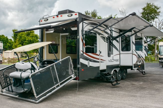 2014 Dutchmen Voltage available for rent in Norman OK