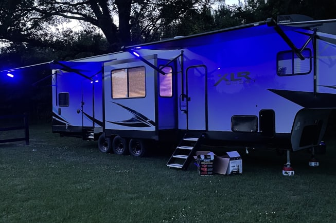 2021 Forest River Xlr Thunrderbolt available for rent in Sarah MS