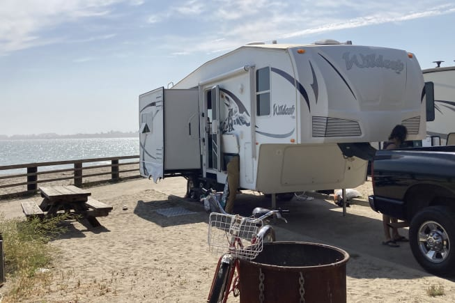 2011 Forest River Wildcat available for rent in Kingman AZ