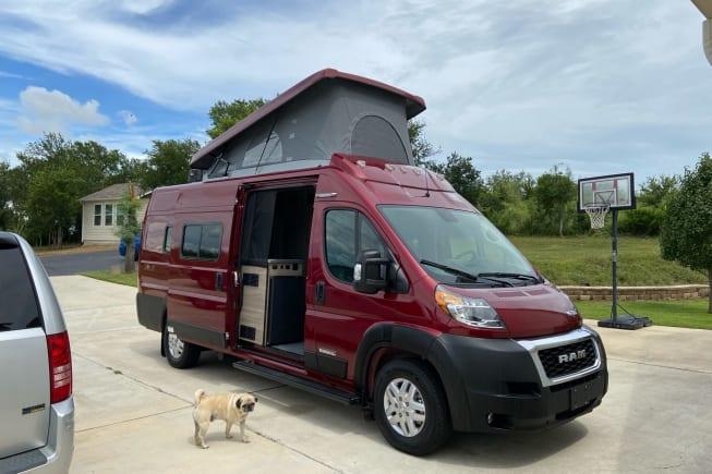 2022 Winnebago Winnebago available for rent in Austin TX