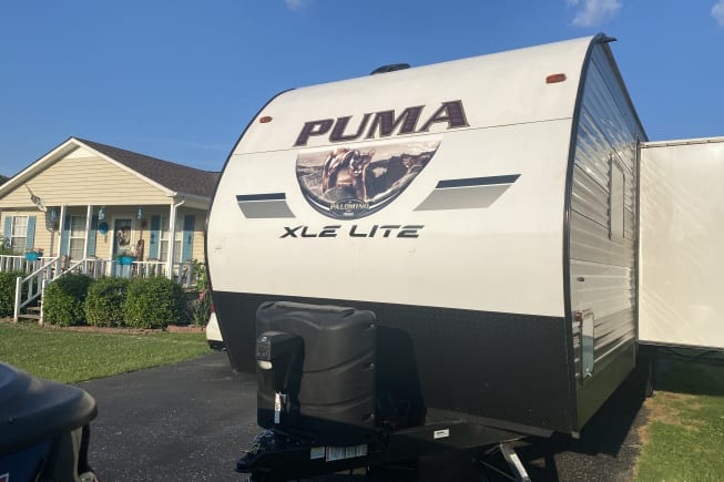 2020 Palomino Puma available for rent in Cookeville TN