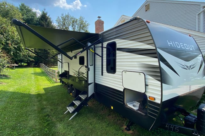 2021 Keystone Hideout available for rent in Alexandria VA