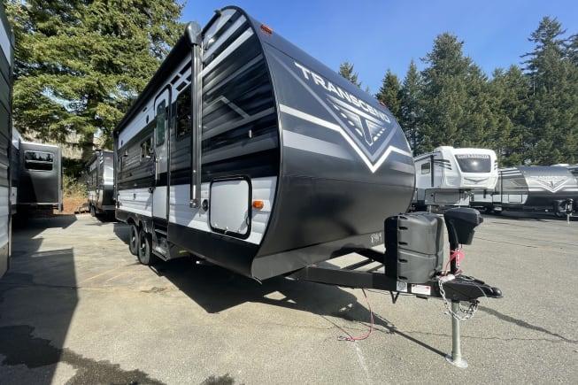 2021 Grand Design Transcend Xplor 200MK available for rent in Denton TX