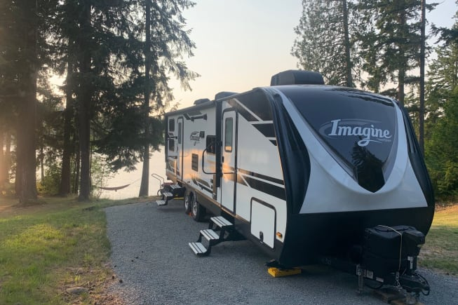 2020 Grand Design Imagine available for rent in Buckley WA