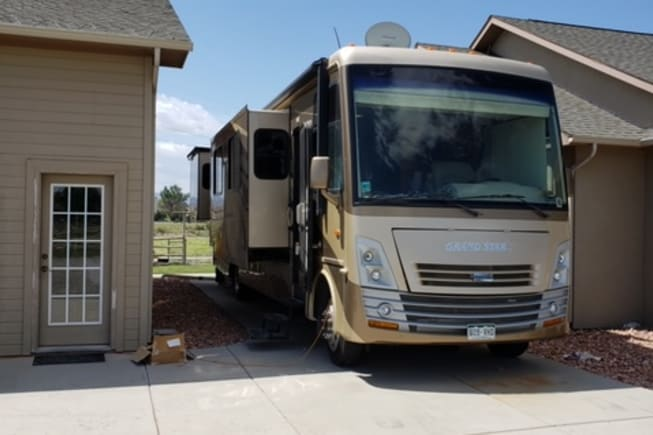 2008 Newmar Grand Star available for rent in Commerce City CO
