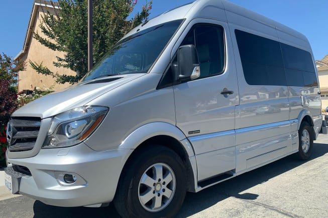 2019 Roadtrek Agile Ss available for rent in Milpitas CA