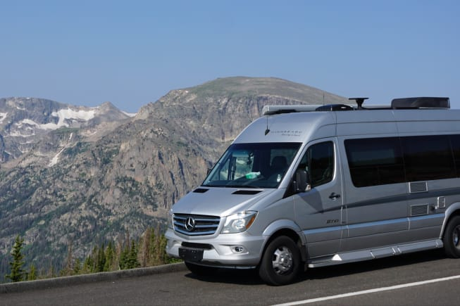2017 Winnebago Mercedes available for rent in Richboro PA