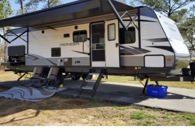 2021 Heartland Pioneer Bunkhouse available for rent in Freeport MI