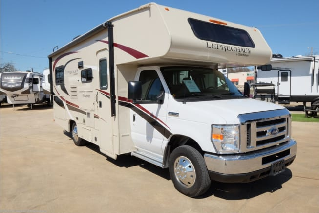 2020 Coachmen Leprechaun available for rent in Hurst TX
