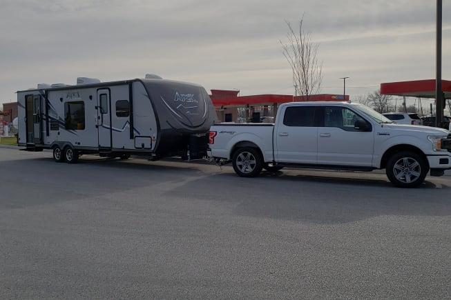 2017 Coachmen Apex available for rent in Peotone IL