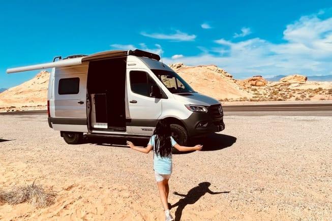 2021 Winnebago Revel available for rent in Las Vegas NV