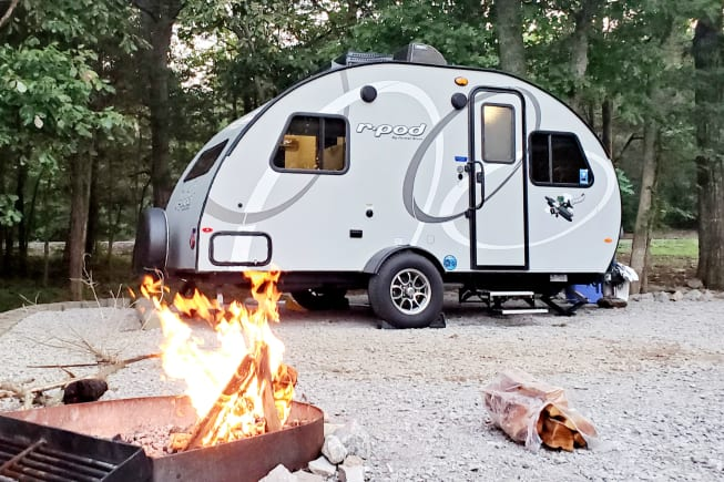 2020 Forest River R-Pod available for rent in Arden NC