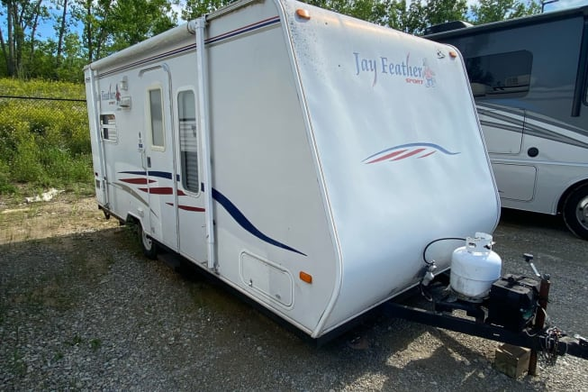 2007 Jayco Jay Feather Sport available for rent in Medway OH