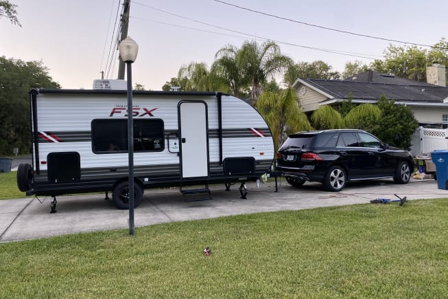 2020 Forest River Wildwood available for rent in Deltona FL