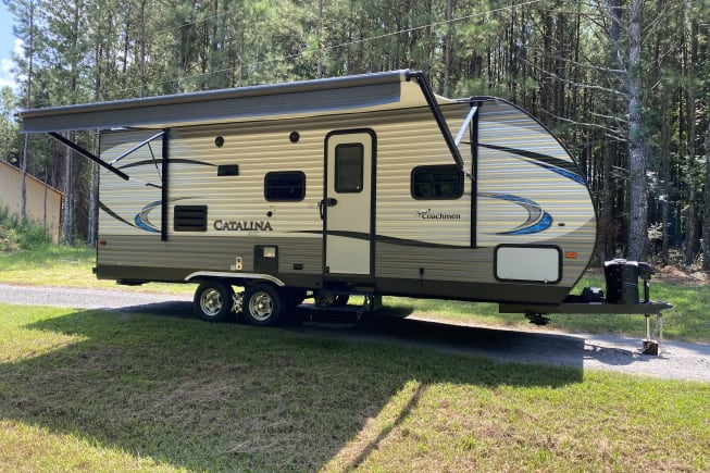 2018 Coachmen Catalina available for rent in Kingston GA