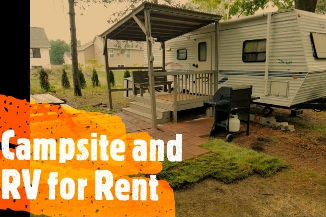 2003 Jayco Camper Trailer- Eagle available for rent in Hudsonville MI