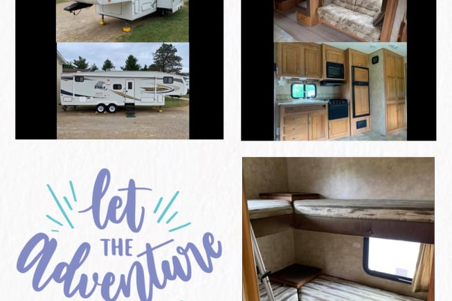 2008 Jayco Eagle Super Lite available for rent in Tecumseh MI