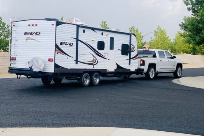2015 Forest River Evo available for rent in Prescott Valley AZ
