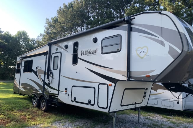 2017 Forest River Wildcat available for rent in New Market AL