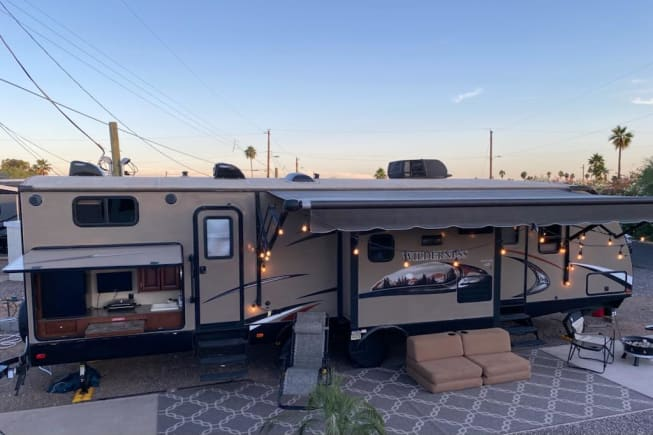 2014 Heartland Wilderness available for rent in mesa AZ