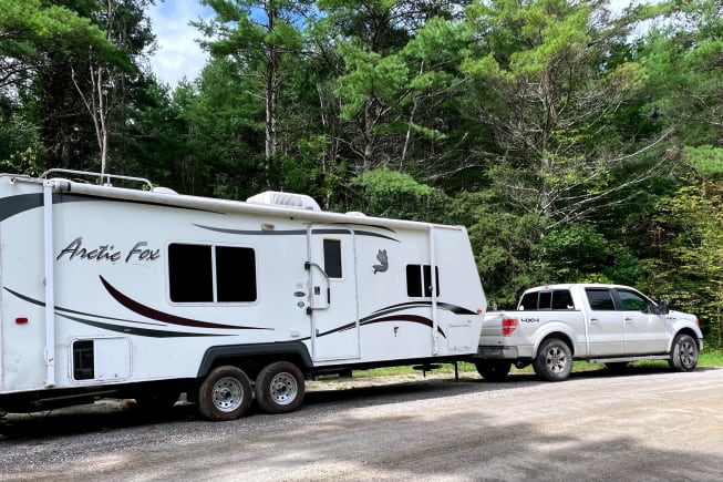 2007 Northwood Mfg Arctic Fox available for rent in Ferrisburgh VT