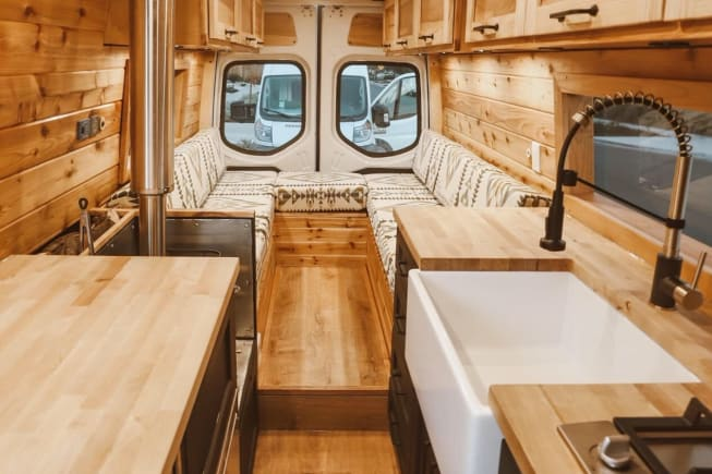 2019 Mercedes-Benz Sprinter available for rent in Danville CA
