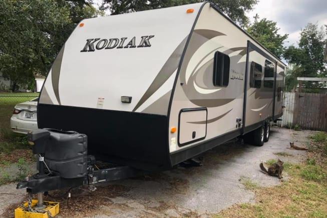 Our camper!