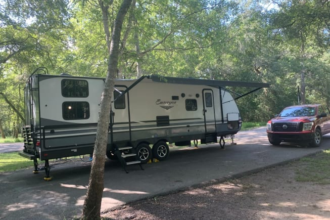 2019 Forest River Surveyor available for rent in PEARLAND TX