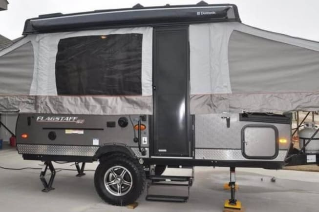2018 Forest River Flagstaff available for rent in BURLESON TX