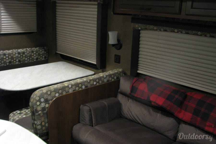 interior 2015 Jayco Jay Flight Tucson, AZ