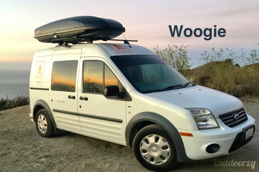 Woogie--2013 Glampervan Model 2S San Francisco, CA