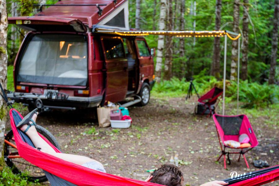 Maupin: Vanagon Camper Portland, OR