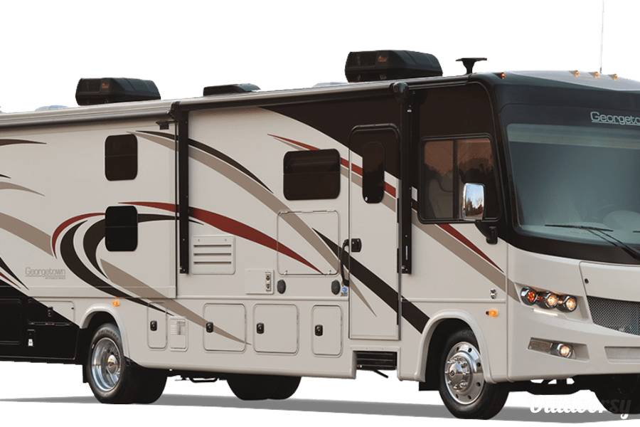 exterior New 2018 38' Georgetown Loaded With Luxury Acworth, GA