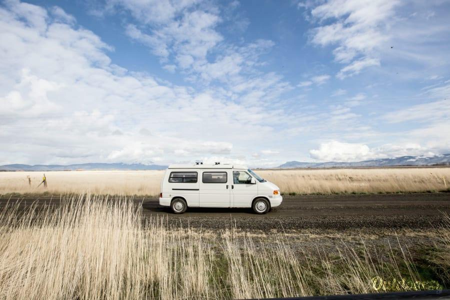 Rogue: Eurovan Camper Portland, OR
