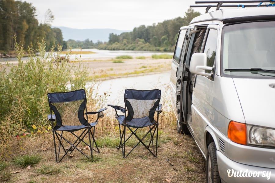 Metolius: Eurovan Weekender Portland, OR