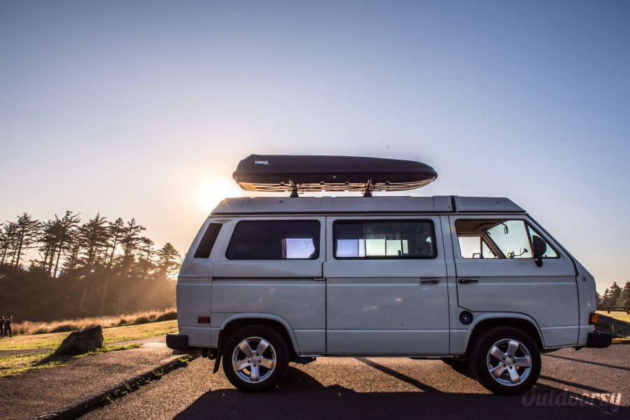Mt. Hood: Vanagon Weekender Portland, OR