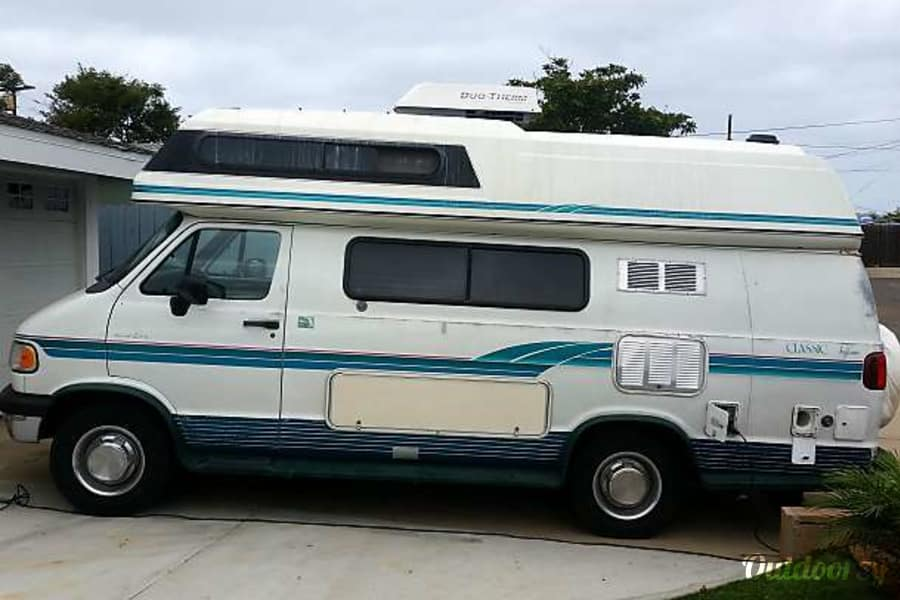 exterior Class B - 1996 Great West Classic  (19') Imperial Beach, CA
