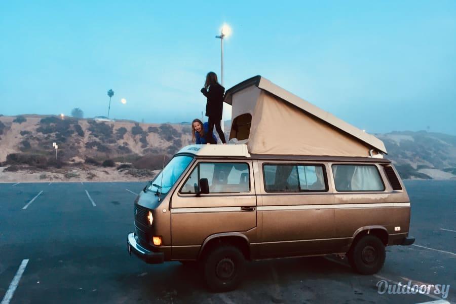 1985 Volkswagen Westfalia Los Angeles, CA