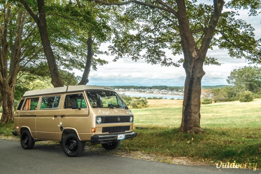 Renting a VW Camper Van in Maine - The Basics | FireFly Vans