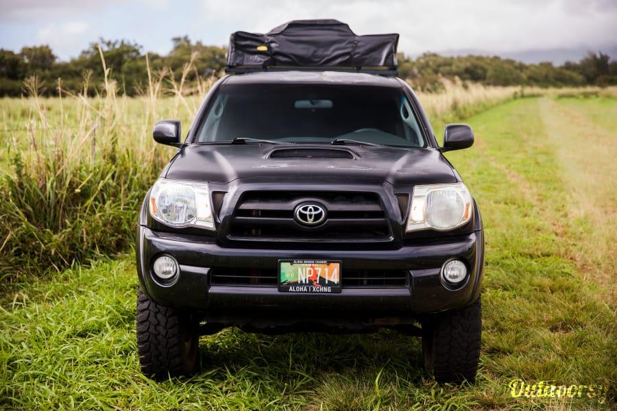"Toyota Tacoma ""Black Mamba"" Lihue, HI"