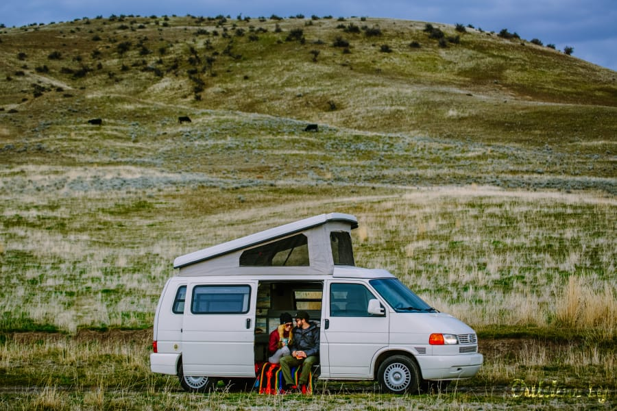 Portvandia: Eurovan Camper Portland, OR
