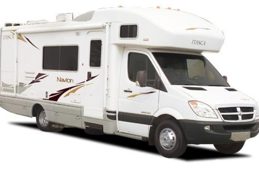 car rental placerville ca  2008 Itasca Navion Motor Home Class C Rental in Placerville, CA ...