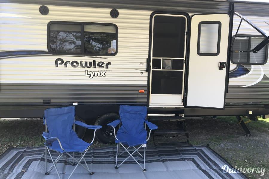 exterior 2018 Heartland Prowler Lynx Shady Side, MD