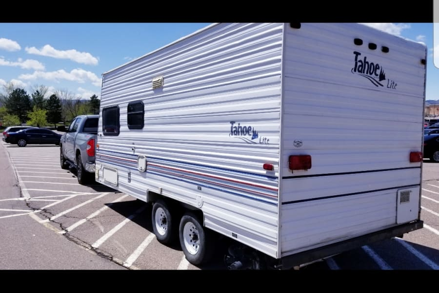exterior Tahoe by Thor. Travel Trailer Littleton, CO