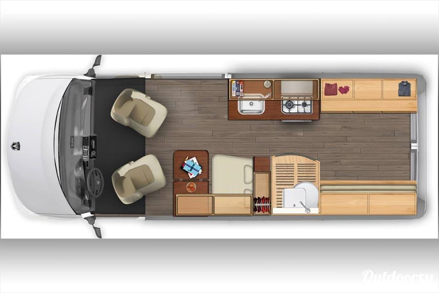 f06a4c1221084e 2018 Hymer Hymer Aktiv Motor Home Class B Rental in Kahului