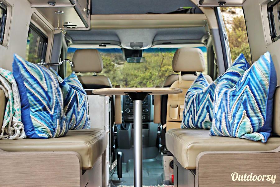 2017 Mercedes Benz Sprinter San Juan Capistrano, CA Seating For 4 Or More  Anytime
