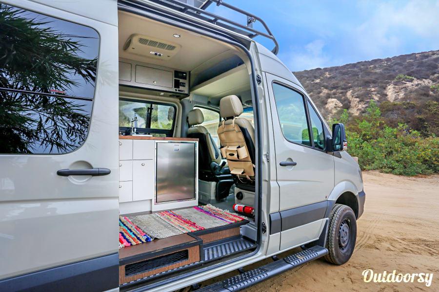 2017 Mercedes Benz Sprinter San Juan Capistrano, CA The California  Companion Awaits You!