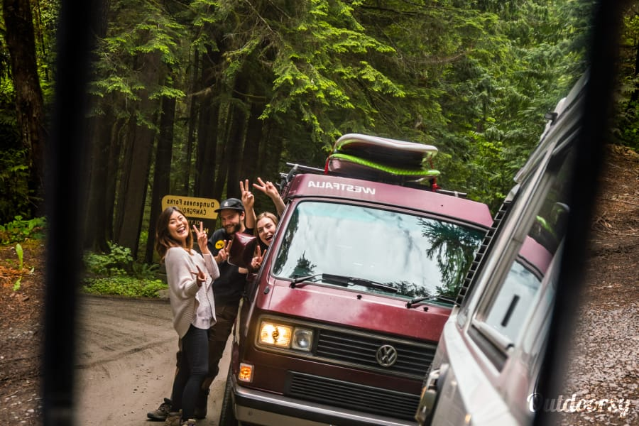PacWesty Van #3 - Rosie Bainbridge Island, WA